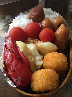 梅雨のような札幌市。 3日も続けて蒸し暑い雨が続いてヘロヘロ〜。  今朝のお弁当作りはだいぶ雑だけど、何とか今日も乗り切りました❣️