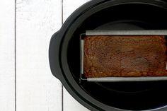 Bizcocho esponjoso de chocolate. Receta para Crock Pot Slow Cooker Recipes, Crockpot Recipes, Ninja Cooking System, Multicooker, Chocolate, Instant Pot, Crock Pot, Fat, Healthy Crock Pots