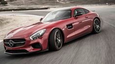 """5 things I learned from driving the 2016 #Mercedes-#AMG GT S """"The harder you push, the better it gets!"""" @RoadandTrack #TrepWhipz"""
