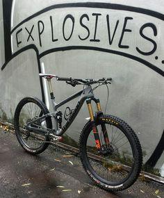 Transition Scout Carbon Dynamite - Dano_mtb's Bike Check - Vital MTB