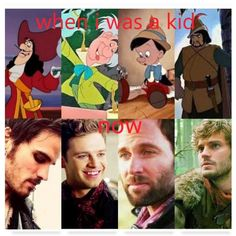 Ruby's fear about turning into a wolf is confirmed when she becomes the prime suspect for a vicious murder; Leroy finds treasure in a Storybrooke mine that could help Emma and Mary Margaret. Once Upon A Time Funny, Once Up A Time, Captain Swan, Captain Hook, Meghan Ory, Snow And Charming, Disney Movies To Watch, Swan Queen, Outlaw Queen