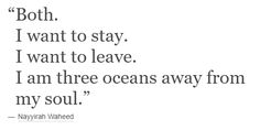 this is me. i want to stay. i want to leave.