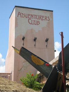 Missed...The Adventurer's Club