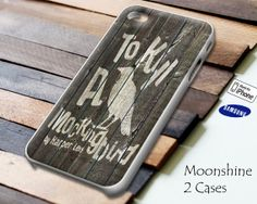 To Kill a Mockingbird 2 Case for iPhone 4/4S by Moonshine2Case, $13.99