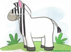 Schrijfpatroon zebra thema s kleuters theme preschool z?bre th?me maternelle
