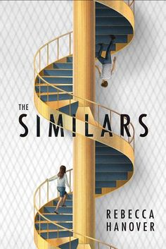 Cover Reveal: The Similars by Rebecca Hanover - On sale January 1, 2019! #CoverReveal