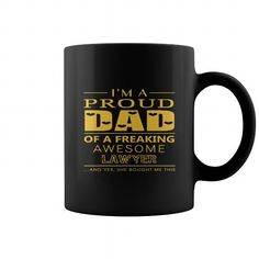 Happy Dads Day Gift Jobs Lawyer Mugs Job Dads day Lawyer mug, coffee mug, cool mugs, funny coffee mugs, coffee mug funny, mug gift, #mugs #ideas #gift #mugcoffee #coolmug