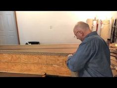 How To Build and Upholster A Cornice  -  Step by step instruction on how to build and upholster a padded cornice valance. More how to videos on are website! factory direct designers workroom.com