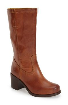 The mid-calf boot via Frye+'Kendall'+Boot+(Women)+available+at+#Nordstrom