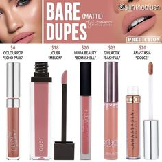 """2,776 Likes, 27 Comments - All in the Blush (@allintheblush) on Instagram: """"NAKED DUPES I can't promise these will be identical (see """"prediction"""" stamp on top right), but…"""""""