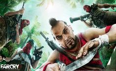 Far Cry Vaas HD Wallpaper
