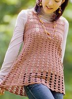 Sweet Nothings Crochet: OFF-THE-SHOULDERS PINEAPPLE COLLARED TOP (# 3)
