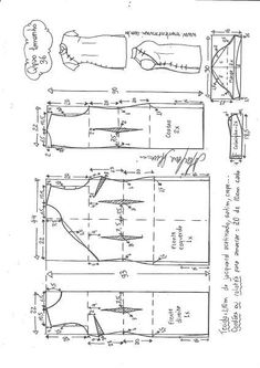 Vestido Tubinho Qipao - DIY - molde, corte e costura - Marlene Mukai // наталья филатова Sewing Patterns Free, Clothing Patterns, Clothing Ideas, Size Clothing, Costura Fashion, Couture Sewing Techniques, Patron Vintage, Sewing Clothes Women, Doll Clothes