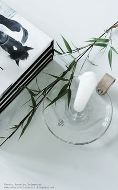 Holmegaard ljuslykta Glass Design, Incense, Lanterns, Candles, Presenter, Living Room, Pots, Minimalist, Decorating