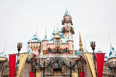 It's the most wonderful time of the year at Disneyland!