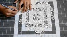 Kağıt Oyma Sanatı Nasıl Yapılır? ,  #kağıtoymamalzemeleri #katısanatınasılyapılır #katısanatıörnekleri , 3 boyutlu kağıt oyma sanatına çok güzel bir örnek. Önce deseni çiziyoruz . Sonra tüm ayrıntılarını oymaya başlıyoruz. Ve ortaya çok g�... https://videohanim.com/kagit-oyma-sanati-nasil-yapilir-video/