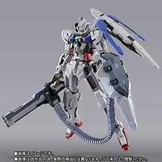 Bandai Metal Build Mobile Suit Gundam Astraea + Proto Gn High Mega Launcher New Strike Gundam, Metal Robot, Gundam 00, Gundam Toys, Lego, Gundam Astray, Unicorn Gundam, Gundam Seed, Japanese Toys