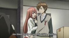 Yoshino x Hakaze