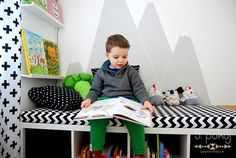 Tutorial DIY: siedzisko à la tapczan (EXPEDIT/KALLAX)