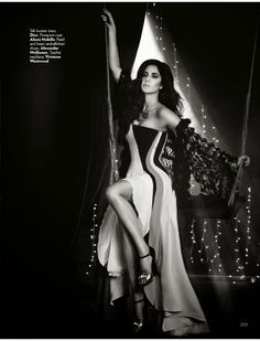 Katrina Kaif for Vogue India December 2013