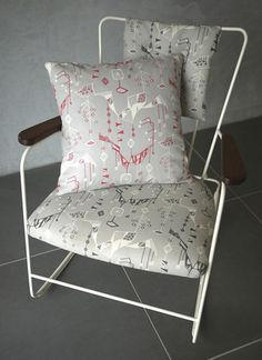 Alice Stevenson's Treehouse fabric for St. Jude's