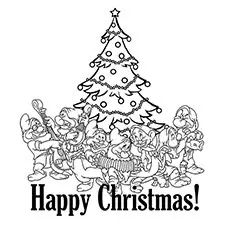 Kids will definitely love christmas because it allows them to dress up & visit Santa for a gift. Check out 10 free printable disney christmas coloring pages Snow White Coloring Pages, Fall Coloring Pages, Disney Coloring Pages, Christmas Coloring Pages, Animal Coloring Pages, Adult Coloring Pages, Coloring Pages For Kids, Coloring Books, Free Coloring