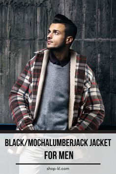 Looking for a versatile Lumber Jacket? Look no more! This Men´s plaid jacket is useful for everyday activities Our lumber jacket is great for chilled nights with the inner layer of fleece material, making it the ultimate buffalo jacket. Plaid Jacket, Bomber Jacket, Buffalo Jacket, White Heat, Everyday Activities, Grey And White, Two By Two, Man Shop, Mens Fashion