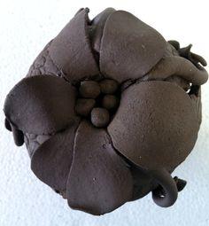 Ceramic pomegranateDecorativehome by NeomyCeramicPainting on Etsy
