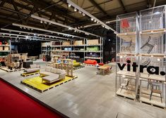 Vitra exhibition 2015 by Schemata Architects