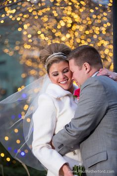 detroit winter wedding photo in campus martius park by paul retherford photography, http://www.paulretherford.com #detroit #detroitwedding #puremichigan #michiganwedding #winterwedding #Brides #Bride #weddingidea #weddinginspiration #weddingday #weddingplanning #wedding #bridegroom #campusmartius