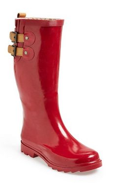 Great Rain Boot! Just a different color! | Shoes!!! | Pinterest ...