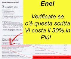 In questi giorni abbiamo sentito parlare di rimborso Enel, ma cosa si intende e cosa significa? Praticamente, se il costo delle vostre bollette energia elettrica è troppo elevato, potrebbe significare che all'interno del vostro contratto, siano presenti dei dati errati o delle opzioni non corrette.