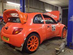 Ford KA Cothwort Rally Kit Car 4x4