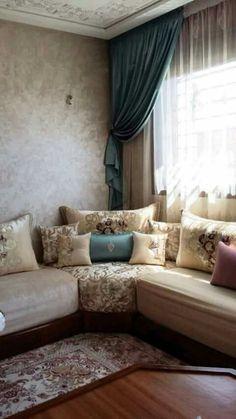 salon marocain sur Pinterest
