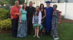 "The Todaro Clan in ""one frame"".....Jim, Brittany, Ryan, Gina, Tammy, Joshua and Me....Congratulations to Joshua .... headed to Endicott College....received the Franklin Town Republican Committee Scholarship on awards night....my little Republican wrote a powerful essay."