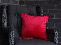Velvet Pillows, Throw Pillows, Plain Cushions, Velvet Material, Pillow Inserts, Bed, Cover, Room, Etsy