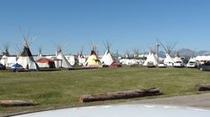 North American Indian Days, Browning Montana 2010
