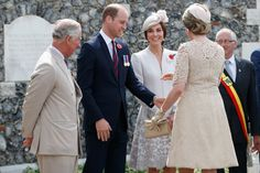 Kate Middleton and Prince William in Belgium July 2017   POPSUGAR Celebrity Photo 5