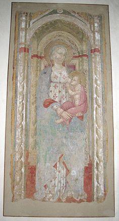 Cenni di Francesco, Madonna col Bambino, 1405-10 ca., da S.Martino un maiano.JPG