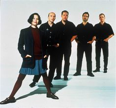 10,000 Maniacs-1992 Color Publicity Pic (Michael Halsband) - Elektra60 Records…