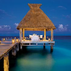 8 Best All-Inclusive Honeymoon Resorts. Zoetry Paraiso de la Bonita in Riviera Maya, Mexico - Hoping to go father away for our honeymoon. almost all of these are in the Caribbean, but one is in Chile and one is in Fiji. All Inclusive Honeymoon Resorts, Vacation Destinations, Dream Vacations, Vacation Spots, Italy Vacation, Beach Resorts, Mexico Honeymoon, Honeymoon Places, Tulum Mexico