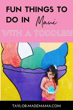 Are you planning a vacation to Maui with a toddler? This post will tell you some of the best toddler-friendly beaches, tourist attractions, restaurants and activities to plan on while you're there (oh, and you'll love them too! Travel Activities, Activities To Do, Traveling With Baby, Travel With Kids, Mom Advice, First Time Moms, Mom Blogs, New Moms, Mom And Dad