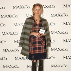 Olivia Palermo At Max & Co In Tokyo  The Olivia Palermo Lookbook