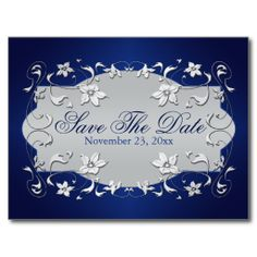 >>>Are you looking for          	Navy, Silver Floral, Hearts Save The Date Postcard           	Navy, Silver Floral, Hearts Save The Date Postcard online after you search a lot for where to buyDeals          	Navy, Silver Floral, Hearts Save The Date Postcard today easy to Shops & Purchase Onli...Cleck Hot Deals >>> http://www.zazzle.com/navy_silver_floral_hearts_save_the_date_postcard-239902405673929539?rf=238627982471231924&zbar=1&tc=terrest