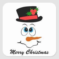 Snowman Faces, Cute Snowman, Snowman Crafts, Holiday Crafts, Snowman Wreath, Homemade Christmas, Diy Christmas Gifts, Christmas Projects, Christmas Decorations