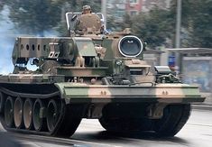 Type 90-II Armoured Recovery Vehicle