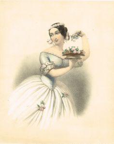 Lithographie de Claude Régnier d'après Eugène-Charles Guérard