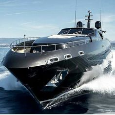 Luxury Black Yacht #luxuryyachtblack #luxuryyachts #luxuryprivatejet