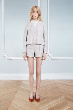 Honor Resort 2014 Collection Slideshow on Style.com