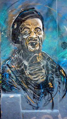 C215 Cours-Julien Marseille 2012, Street-art